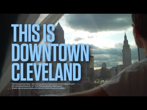 This Is Downtown Cleveland (+playlist)