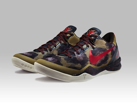 WANT » Kobe Bryant & Nike Basketball Introduce The Kobe 8 System