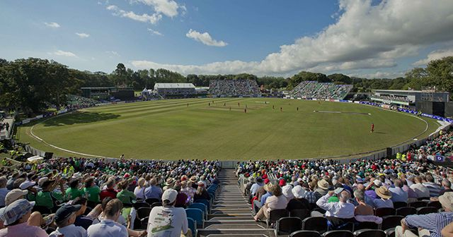 Malahide Cricket Club Dublin Cricket Club Malahide Stadium