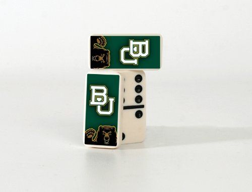 #Baylor Bears Domino Set for only $34.99