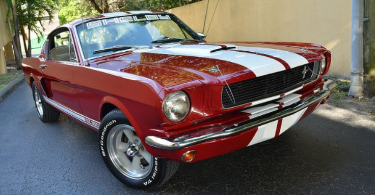 Show Quality 1966 Ford Mustang GT350 Tribute