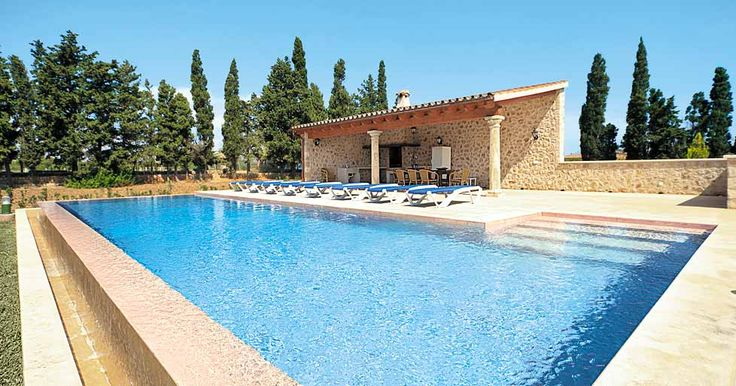 This luxurious and modern villa is on the beautiful island of Mallorca and offers accommodation for up to six guests.