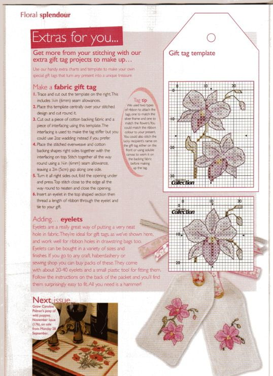 A Flock of Orchids (Pg 5 of 5)