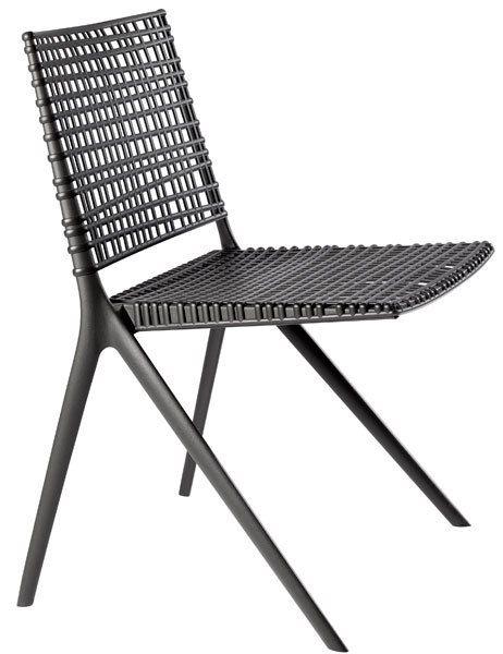 Janus Et Cie Branch Side Chair By Janus Et Cie, With Powder Coated Aluminum Part 56