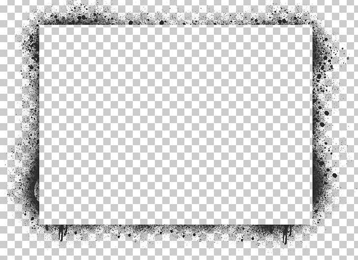 Grunge Png Adobe Flash Player Area Black And White Border Clip Ar Grunge Png Latest Colour