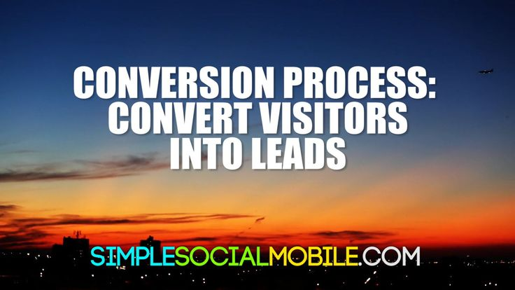 People search, they find your site, they browse your content. Offer them something of value for their email or phone number and that's the conversion process.