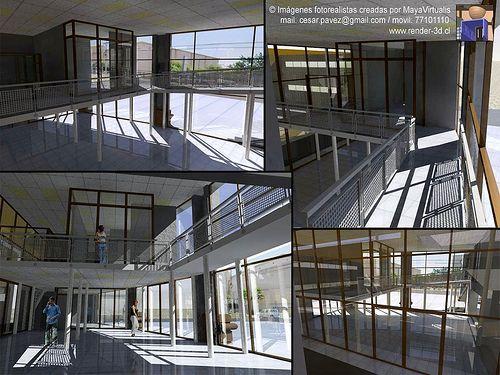 Imagenes Render 3D Arquitectura, fotorealismo, fotomontaje, rendering, infografia, panoramicas, post-edicion.