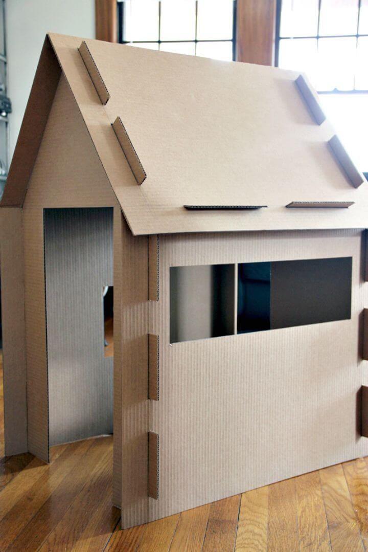 Cara Membuat Rumah Barbie Dari Kardus : membuat, rumah, barbie, kardus, Membuat, Rumah, Kardus, Simple, Content