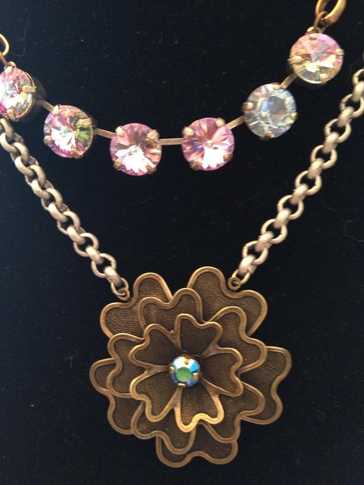 Sabika Jewelry   Romantic Current - Tray 9
