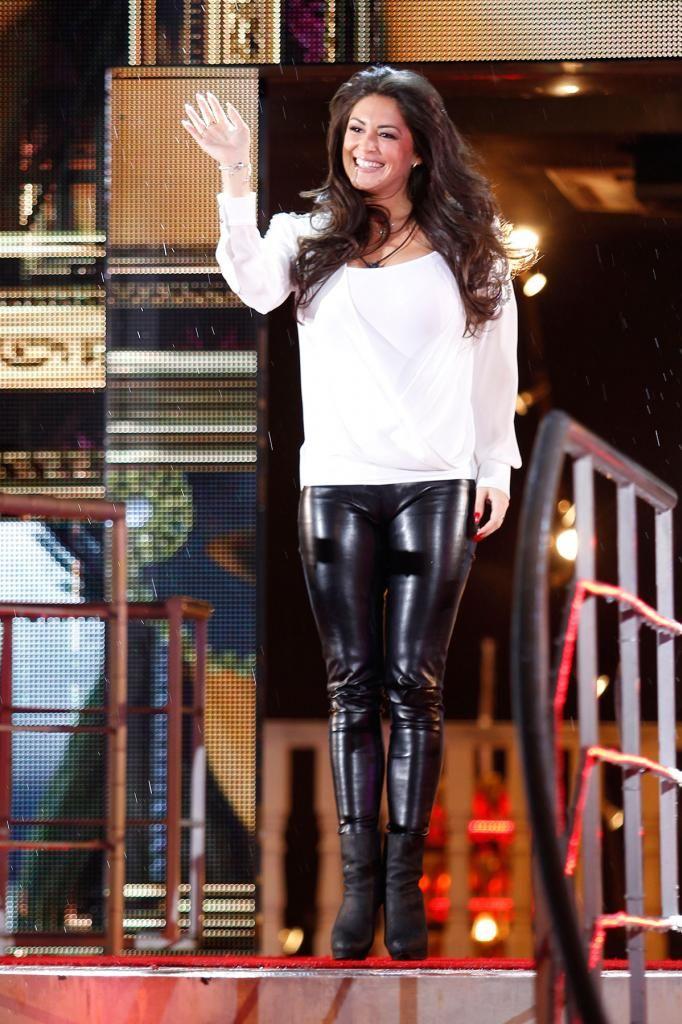 Celebrity Big Brother UK 2012 - Launch Night x2 - YouTube