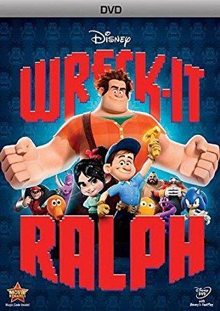 John C. Reilly & Sarah Silverman & Rich Moore-Wreck It Ralph