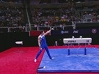 2012 Trials Day 1: Alex Naddour On Pommel Horse - Gymnastics Video | NBC Olympics
