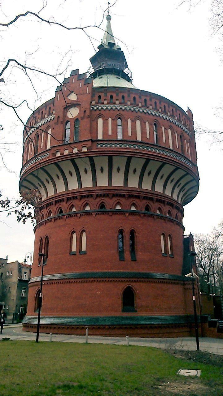 Wieża Ciśnień - Muzeum Wodociągów Bydgoszcz
