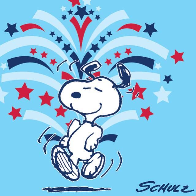 memorial day snoopy clip art