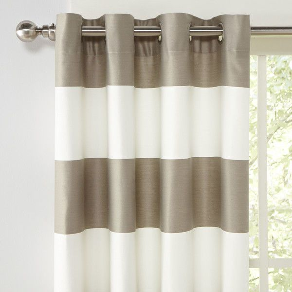 Best 25 Horizontal striped curtains ideas on Pinterest