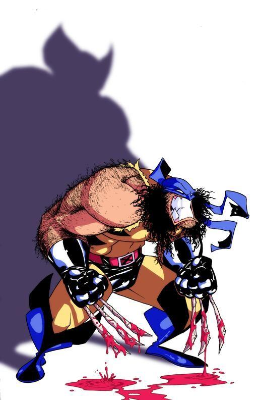 Wolverine by Skottie Young *