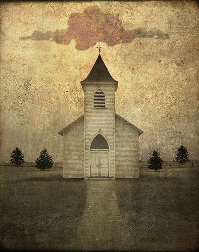 Divine Symmetry: Jamie Heiden Someday when Mr. Right comes along- I would love to get married in a little white church like this :)