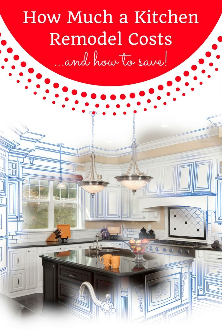How Much Does It Cost To Remodel A Kitchen? Enough To Make You Lose Your  Lunch