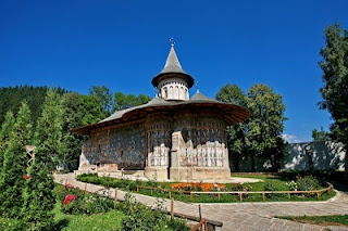 Voronet Monastery, Bucovina