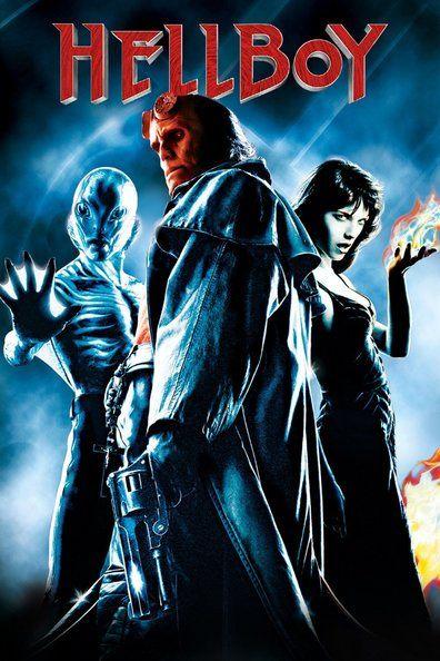Hellboy (2004) Regarder Hellboy (2004) en ligne VF et VOSTFR. Synopsis: Né dans les flammes de l'enfer, le démon Hellboy est transporté sur Terre lors d'une somb...