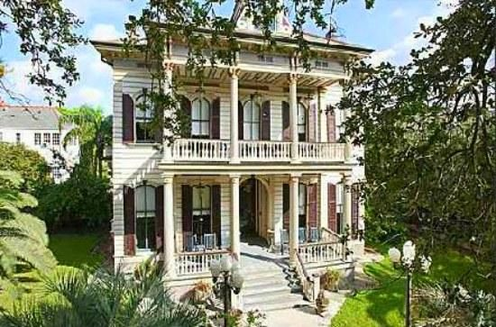Once owned by world-famous author, Ann Rice, this historic New Orleans Victorian boasts a large entry hall with stained glass windows and a mahogany and cypress staircase dating back to the 1880s.