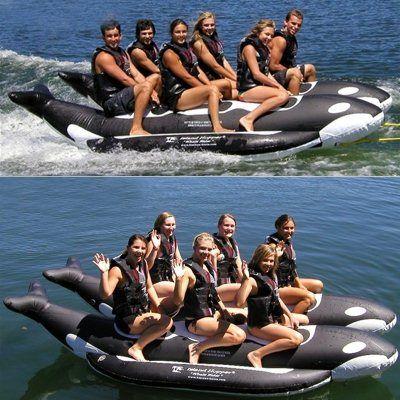 Whale Ride Towable Water Tube                                                                                                                                                     ˚⃕༓F͚͝u̶N̮̮̑̑.⒤ꈤ̱̂. tིh̶ě̼.S͙u͢N᷉᷈༓˚⃔