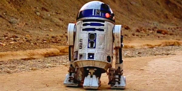 Watch An R2 Unit Meet A Grisly Fate In This Han Solo Movie Video #FansnStars