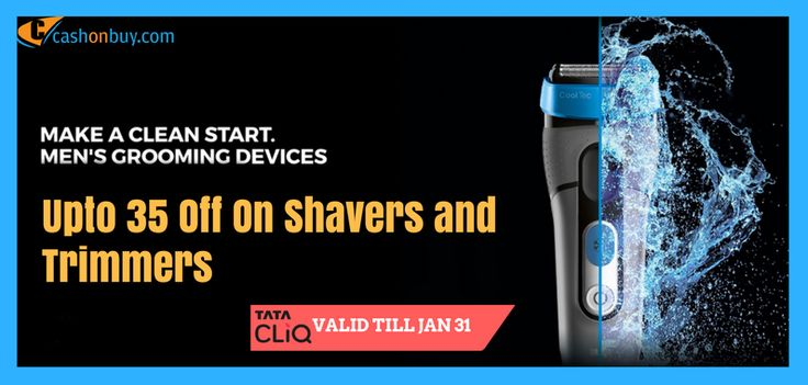 Get #Upto 35% off on #Shavers and #Trimmers #cashonbuy #cashback #comparison #discount #price_comparison #shopping #lifestyle #likeforlike #cool #likeus