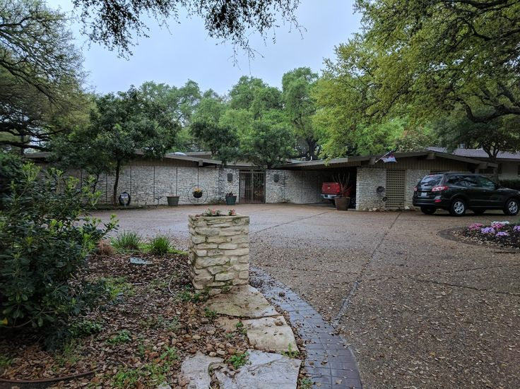 20 best mid-century modern homes in san antonio / castle hills
