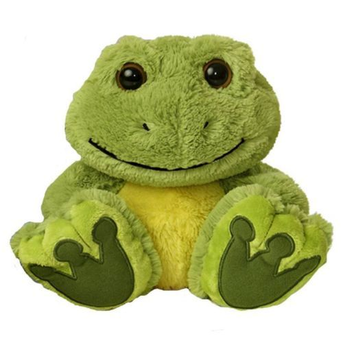 10 Quot Aurora Plush Green Frog Quot Croaskster Quot Taddle Toes