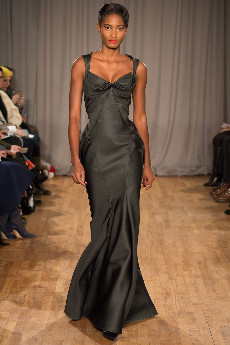 Zac Posen Fall 2014 Ready-to-Wear - Collection - Gallery - Style.com