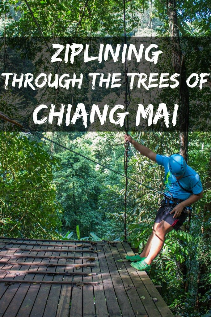 Zipline through the jungles of Thailand with Flight of the Gibbons!