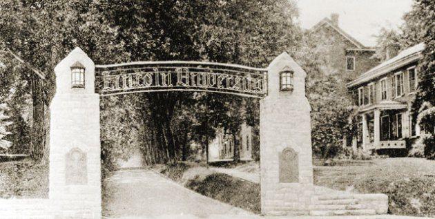 Lincoln University of Pennsylvania. Info on oldest HBCU's