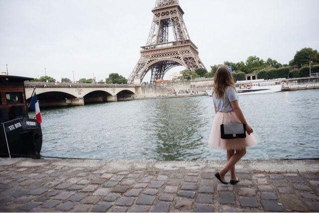 Paryżanka // Parisian Girl #3