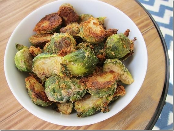 how to make fried brussel sprouts