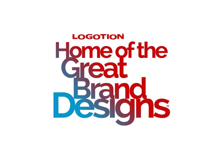 LOGOTION - Home of the Great Brand Designs. Guaranteed.