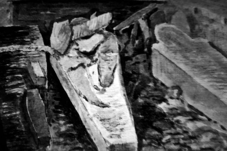Henry's coffin