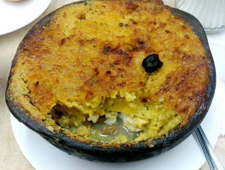 Chileense maïspastei! Ideaal voor als je een sweet tooth hebt, maar toch een vullend gerecht zoekt :)