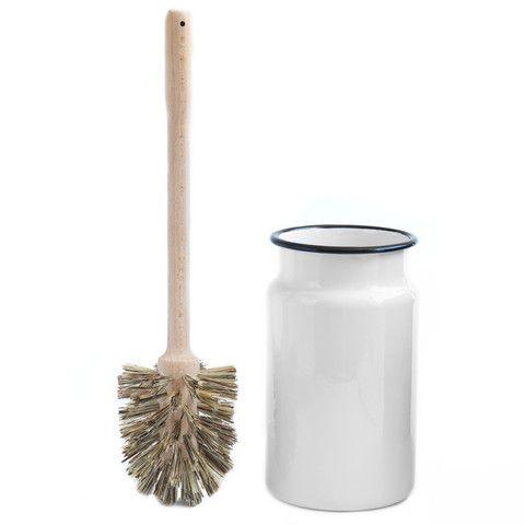 60 cm toilet brush in her ass - 1 9