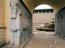 destrucción del museo de bagdad - Buscar con Google