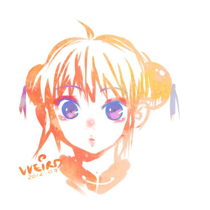 銀魂-神樂 @VVEIRD
