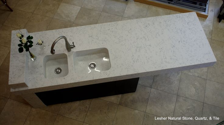 Totally Made With Lyra Silestone Including The Sinks Which