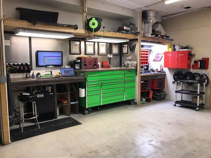 496 Best Garage Workshop Images On Pinterest