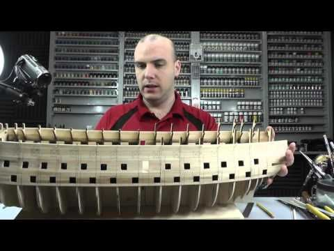 Deagostini : HMS Victory : 1/84 Scale Model : Step By Step Video Build : Episode.13 - YouTube