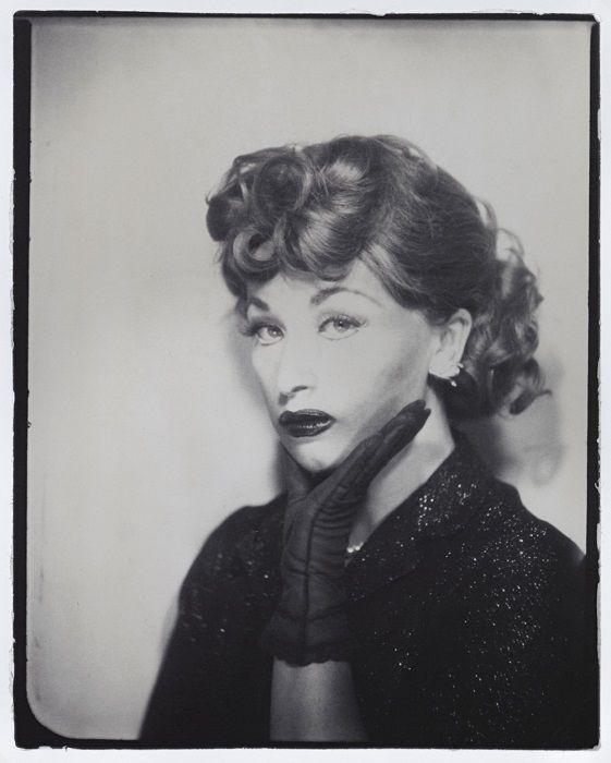 Люсиль Болл, 1975 год. Фотограф Синди Шерман.