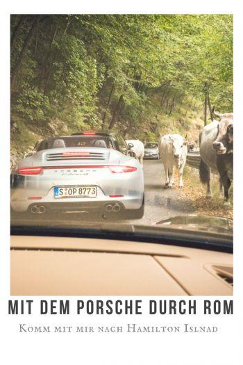 Mit dem Porsche durch Rom bis nach Fiuggi. Eine exklusive Reise mit dem Porsche Travel Club. Ein einmaliges und sehr exklusives Erlebnis inklusive Privatkonzert in der Sixtinischen Kapelle und Dinner im Vatikan Museum.