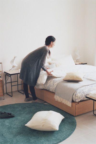 趣味のものを飾る/フォトアルバム | MUJI meets IDEE | 無印良品