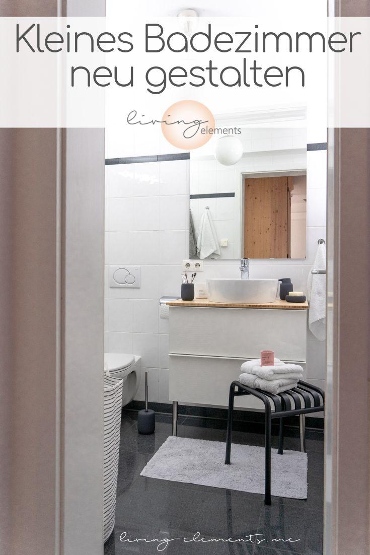 Kleine Badezimmer Neu Gestalten : ein kleines badezimmer neu gestalten im skandinavischen ~ Watch28wear.com Haus und Dekorationen