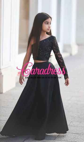 I found some amazing stuff, open it to learn more! Don't wait:https://m.dhgate.com/product/2016-black-junior-bridesmaid-dresses-flower/269735583.html