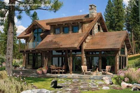 Resultado de imagem para casa de madera